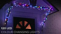 120 Multicolour LED Berry String lights