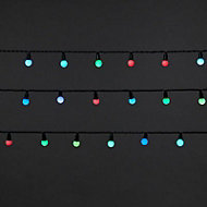240 Multicolour LED Berry String lights