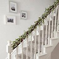 1.83m Mistletoe Garland