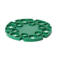 Verve Plastic Plant support 28cm, Pack of 3