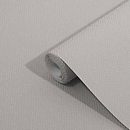 GoodHome Cernon Beige Herringbone Textured Wallpaper