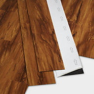 GoodHome Poprock Dolce Wood effect Self adhesive Vinyl plank, 0.97m² Pack