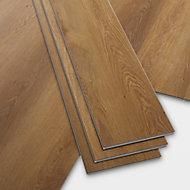 GoodHome Gospel Blond Wood effect Luxury vinyl click flooring, 1.95m² Pack