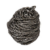 Stainless steel Scourer, Pack of 4