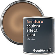 GoodHome Santa monica Metallic effect Furniture paint, 0.13L