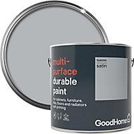 GoodHome Durable Tucson Satin Multi-surface paint, 2L