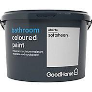 GoodHome Bathroom Alberta Soft sheen Emulsion paint 2.5