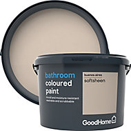 GoodHome Bathroom Buenos aires Soft sheen Emulsion paint, 2.5L