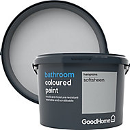 GoodHome Bathroom Hamptons Soft sheen Emulsion paint 2.5