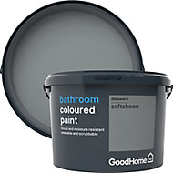 GoodHome Bathroom Delaware Soft sheen Emulsion paint 2.5