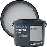 GoodHome Bathroom Melville Soft sheen Emulsion paint 2.5L