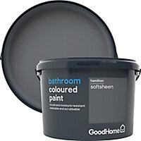 GoodHome Bathroom Hamilton Soft sheen Emulsion paint 2.5L