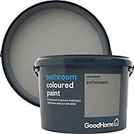 GoodHome Bathroom Cleveland Soft sheen Emulsion paint, 2.5L