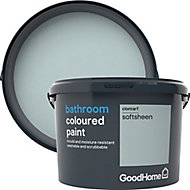 GoodHome Bathroom Clontarf Soft sheen Emulsion paint, 2.5L