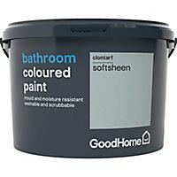 GoodHome Bathroom Clontarf Soft sheen Emulsion paint 2.5L