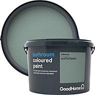 GoodHome Bathroom Kilkenny Soft sheen Emulsion paint 2.5L