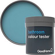 GoodHome Bathroom Nice Soft sheen Emulsion paint 50ml Tester pot