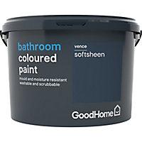 GoodHome Bathroom Vence Soft sheen Emulsion paint 2.5L