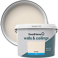 GoodHome Walls & ceilings Juneau Matt Emulsion paint 2.5L