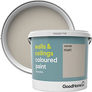 GoodHome Walls & ceilings Merida Matt Emulsion paint 5L