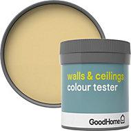 GoodHome Walls & ceilings Santiago Matt Emulsion paint 0.05L Tester pot