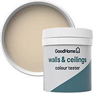 GoodHome Walls & ceilings San jose Matt Emulsion paint 0.05L Tester pot