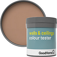 GoodHome Walls & ceilings Barranquilla Matt Emulsion paint, 0.05L Tester pot