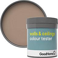 GoodHome Walls & ceilings Mendoza Matt Emulsion paint, 0.05L Tester pot