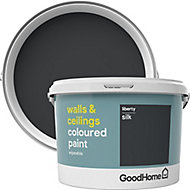 GoodHome Walls & ceilings Liberty Silk Emulsion paint, 2.5L