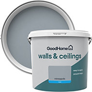 GoodHome Walls & ceilings Minneapolis Matt Emulsion paint 5L
