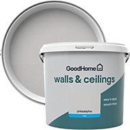 GoodHome Walls & ceilings Philadelphia Matt Emulsion paint 5L