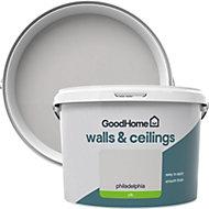 GoodHome Walls & ceilings Philadelphia Silk Emulsion paint 2.5L