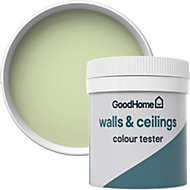 GoodHome Walls & ceilings Galway Matt Emulsion paint 0.05L Tester pot