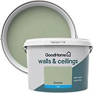 GoodHome Walls & ceilings Limerick Matt Emulsion paint 2.5L