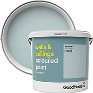 GoodHome Walls & ceilings Clontarf Matt Emulsion paint, 5L