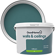 GoodHome Walls & ceilings Milltown Silk Emulsion paint 2.5L