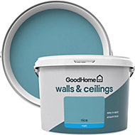 GoodHome Walls & ceilings Nice Matt Emulsion paint 2.5L