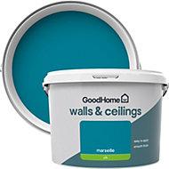 GoodHome Walls & ceilings Marseille Silk Emulsion paint 2.5L