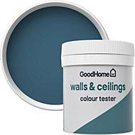 GoodHome Walls & ceilings Antibes Matt Emulsion paint 0.05L Tester pot