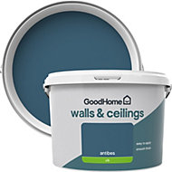 GoodHome Walls & ceilings Antibes Silk Emulsion paint 2.5L
