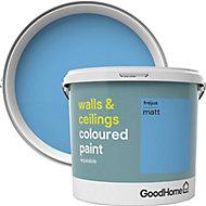 GoodHome Walls & ceilings Frejus Matt Emulsion paint, 5L