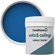 GoodHome Walls & ceilings Valbonne Matt Emulsion paint 0.05L Tester pot