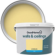 GoodHome Walls & ceilings Andalusia Matt Emulsion paint 2.5L