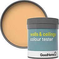 GoodHome Walls & ceilings Granada Matt Emulsion paint 50ml Tester pot