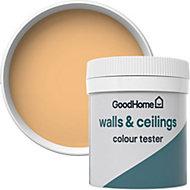 GoodHome Walls & ceilings Granada Matt Emulsion paint 0.05L Tester pot