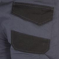 """Site Harrier Black & grey Men's Trousers, W30"""" L32"""""""