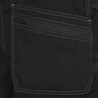 "Site Coyote Black Trouser W34"" L32"""
