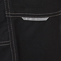 "Site Coyote Black Men's Multi-pocket trousers, One size W36"" L32"""