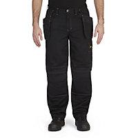 "Site Coyote Black Trouser W38"" L32"""
