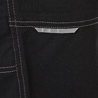 "Site Fox Black Trouser W38"" L32"""